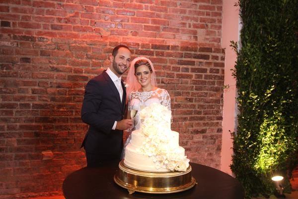 Casamento Victor André Gomes e Daniela Jamir. Crédito: Nando Chiappetta/DP