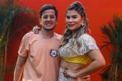 Felipe Lucena e Duda Teixeira