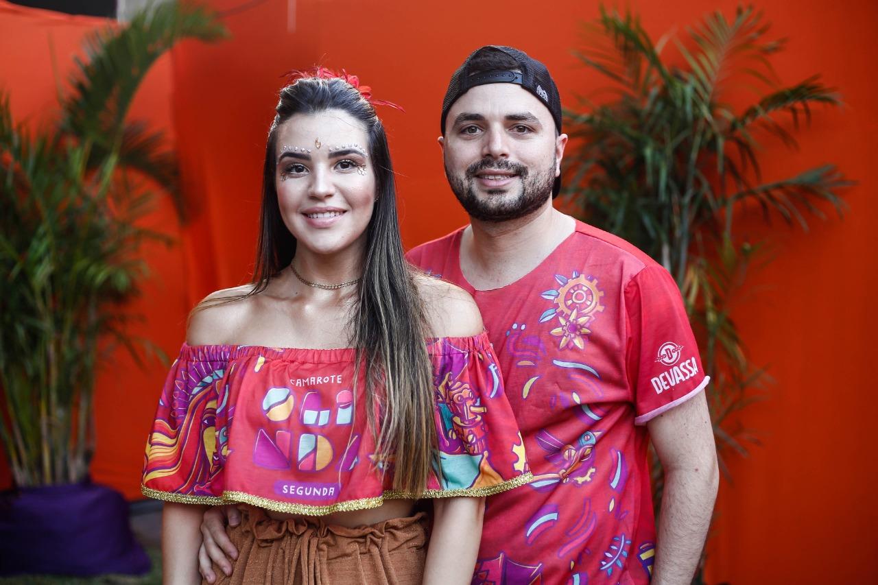 Mariana e João Madruga