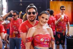 Bruno Vasconcelos e Viviane Fragoso