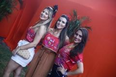 Thayná, Mariana e Tarciane