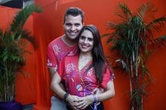 Tarciane Vasconcelos e Jorge Barreto
