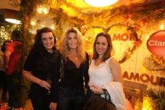 Manuella Nunes, Bianca Linck e Isabela Pontes