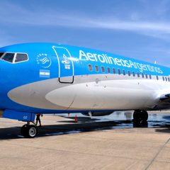 Felipe Carreras tenta atrair a Aerolineas Argentinas