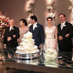 O lindo casamento de Bruna Ventura & Bruno Guimarães