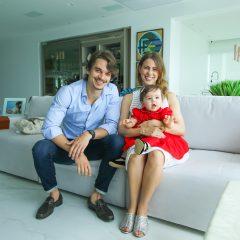 Especial: Como a chegada de Maria mudou (para melhor) a vida de Eduarda Dubeux e Victor Carvalheira