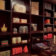 Gucci lança espaço de moda, arte e gastronomia
