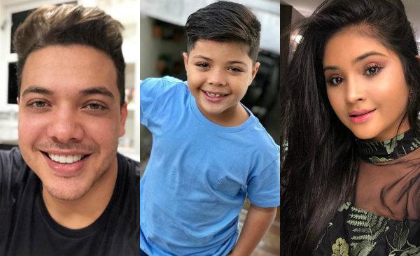 Mãe de Wesley Safadão defende o cantor em polêmica sobre pensão do neto | João Alberto Blog