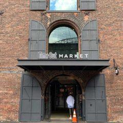 Um mercado que é sensação em Nova York