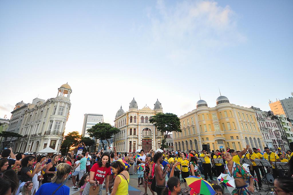 Último frevo do ano marca contagem regressiva para o Carnaval
