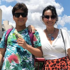 Artistas do Recife armam festa em prol de Lucca do Além da Córnea