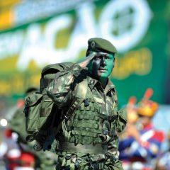 Dia do Exército Brasileiro, atuante no combate à Covid-19, é celebrado neste domingo